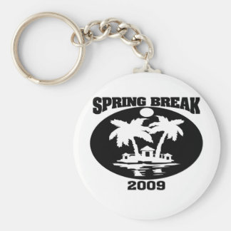 Spring Break 2009 Key Chains