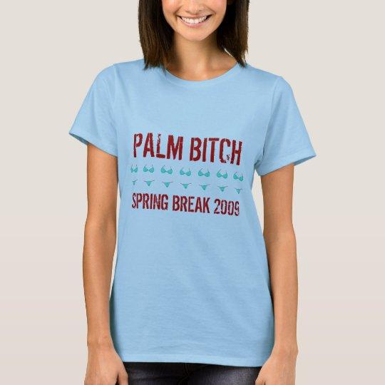 Spring Break 2009 Palm Beach T-shirt