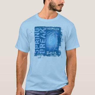 Spring Break 2012 Acapulco Coconut T-Shirt