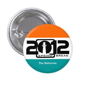 Spring Break 2012 Bahamas Lighthouse Button 3