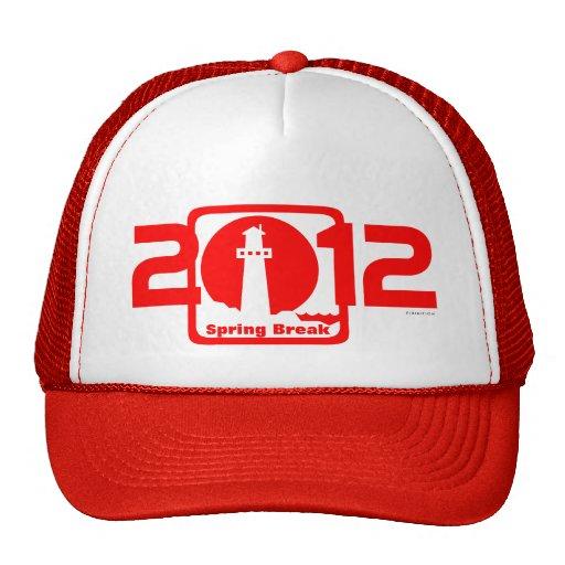 Spring Break 2012 Lighthouse Red Hat