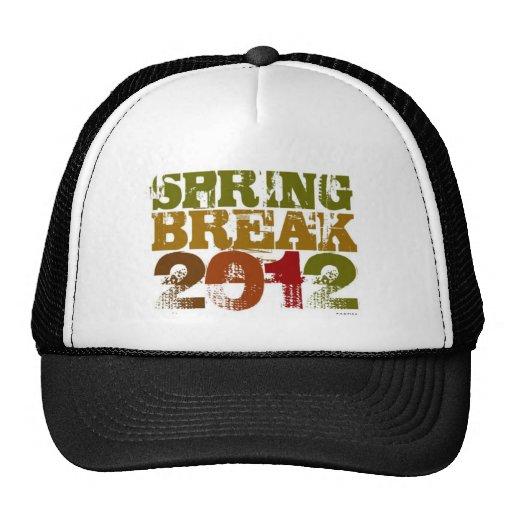 Spring Break 2012 Military Hat