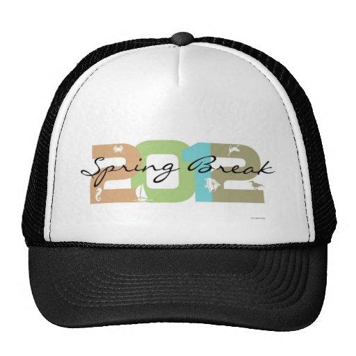 Spring Break 2012 Seashore Hat