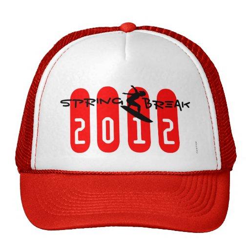 Spring Break 2012 Surfing Red Hat