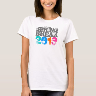 Spring Break 2013 Bahamas T-Shirt