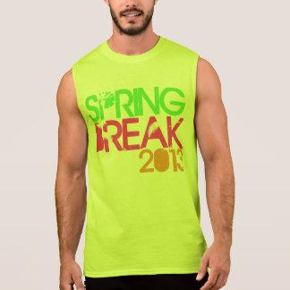 Spring Break 2013 Sleeveless Tee