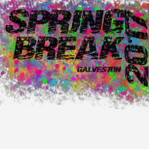 Spring Break 2017 Galveston Women's T-Shirt