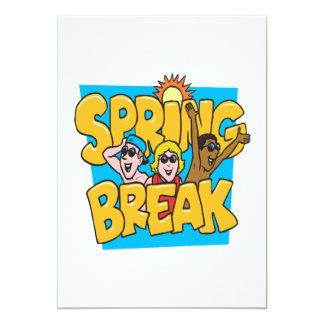 Spring Break 3 Card