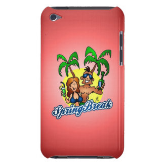 Spring Break Barely There iPod Case