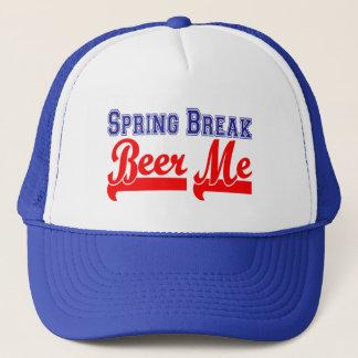 Spring Break Beer Me (Themed Party) Trucker Hat