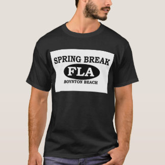 Spring Break Boynton Beach T-Shirt