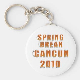 Spring Break Cancun 2010 Keychain
