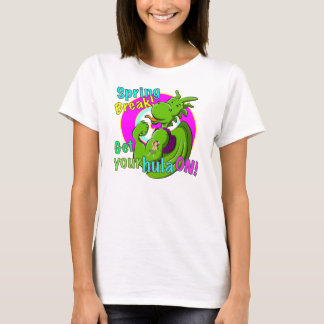 Spring Break Dragon T-Shirt
