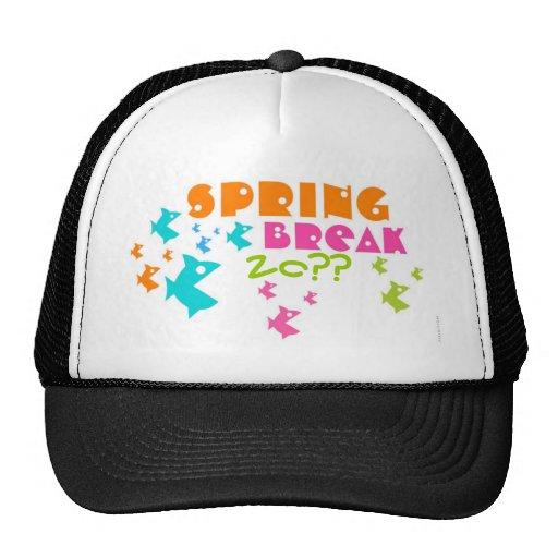 Spring Break Fish Swim Hat