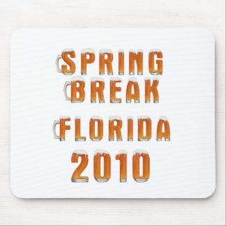 Spring Break Florida 2010 Mouse Pad