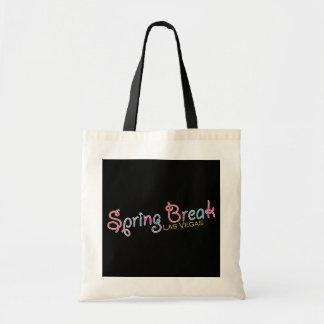 Spring Break Las Vegas Tote Bags