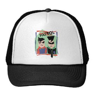 Spring Break Patrol Trucker Hats