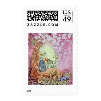 Spring Break Stamp