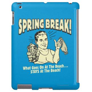 Spring Break: Stays at the Beach
