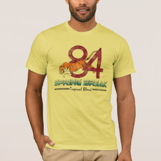 Spring Break T-Shirts, 84 Vintage T-Shirt