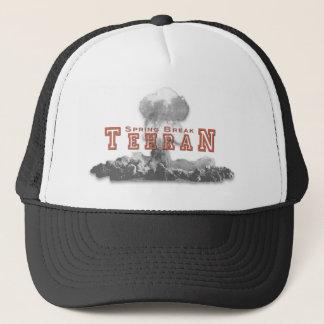 Spring Break Tehran, Nuclear Bomb, Nuke Trucker Hat