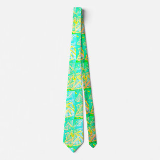 Spring Break Tie