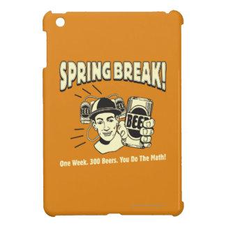 Spring Break: You do the Math iPad Mini Case