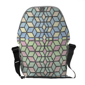 Spring Breeze Prism Courier Bag