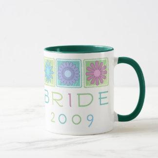 Spring Bride 2009 Ringer Mug