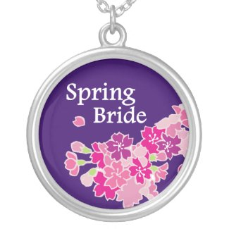 Spring Bride Pendant
