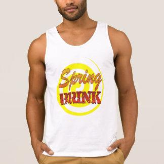 Spring Brink Spring Break Men's Tank Top