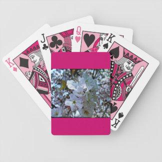 Spring Brooklyn Botanical Gardens Bicycle Playing Cards