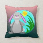 Spring Bunny Pillows