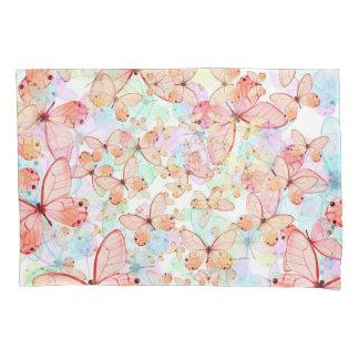 Spring Butterflies (1 side) Pillowcase
