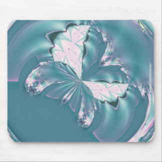 Spring Butterfly Mouse Pad
