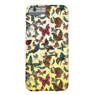 Spring Butterfly Pattern Barely There iPhone 6 Case