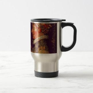 Spring by Giuseppe Arcimboldo 15 Oz Stainless Steel Travel Mug