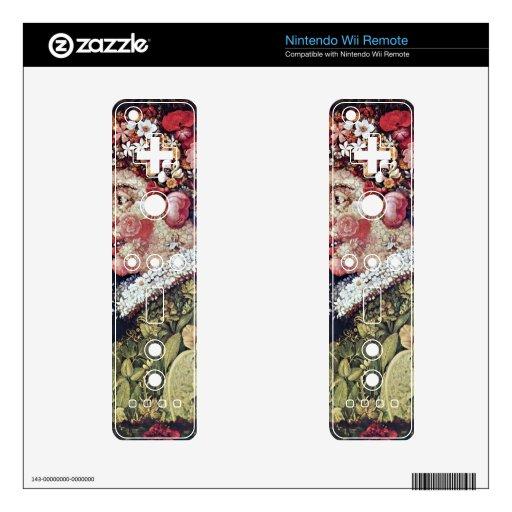 Spring by Giuseppe Arcimboldo Skins For Wii Remotes
