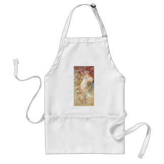 Spring by Mucha Adult Apron