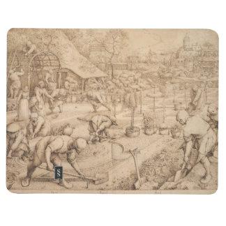 Spring by Pieter Bruegel the Elder Journals