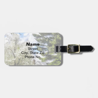 Spring Came Late This Year Bag Tag