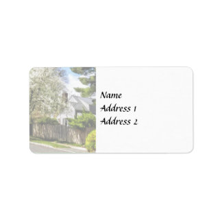 Spring Came Late This Year Wedding Products Label