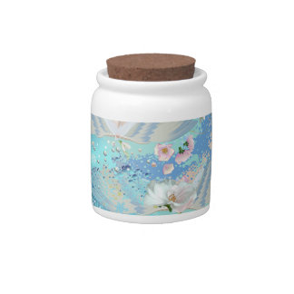Spring Candy Jars