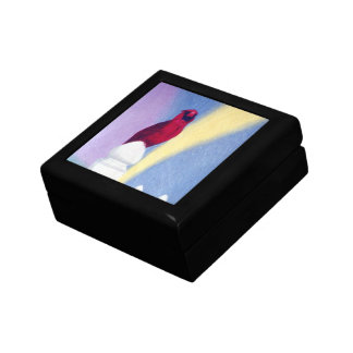Spring Cardinal Gift Box