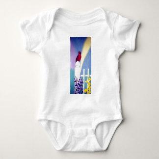 Spring Cardinal Infant Tee Shirt