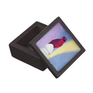 Spring Cardinal Premium Gift Box