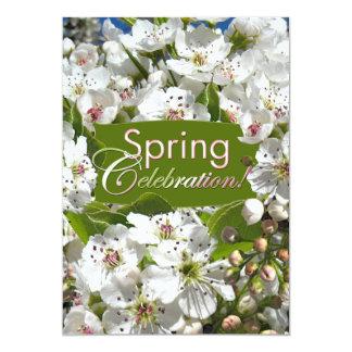 Spring Celebration Picnic Invitation