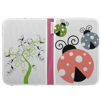 Spring cheer kindle cover