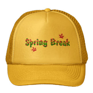 Spring Cheery Trucker Hat
