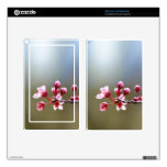 Spring Cherry Blossom Floral Kindle Fire Decal